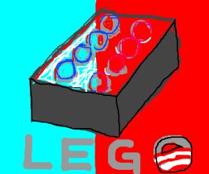 Legos for Obama