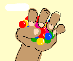 A Fistfull of Paintballs