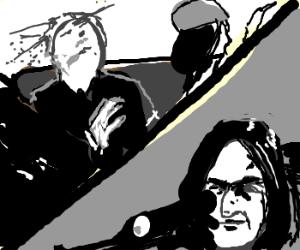 Snape kills JFK