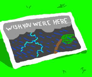 Postcard from Eeyore