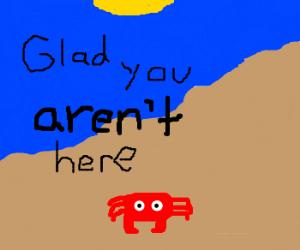 The Pessimistic Postcard