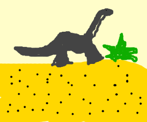 Littlefoot's Mother Going to the Beach