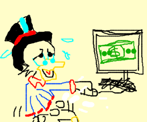 Scrooge McDuck loves to fap.