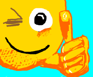Have a Thumbs Up Nice Day