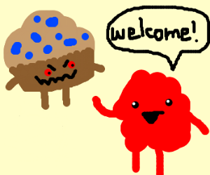 Red welcomes much needed TroubleMuffin