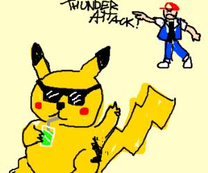 worst pikachu ever.