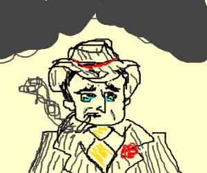 Sad gangsta is sad