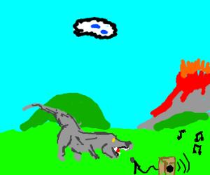 T. Rex sing Children of Rarn
