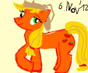 Election 2012 Surprise - Best Pony Wins!