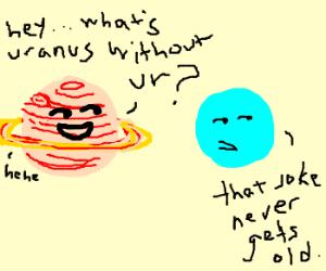Uranus.........without Ur
