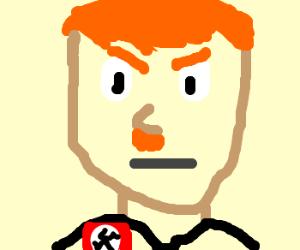 Ginger Hitler