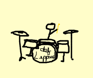 The One-Armed Drummer from D.L.
