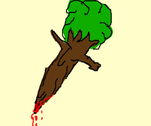 Tree Daggers