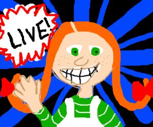 Pipi Longstocking LIVE!