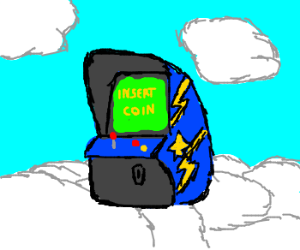 Playing Games in 'heaven'