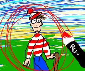There's Waldo