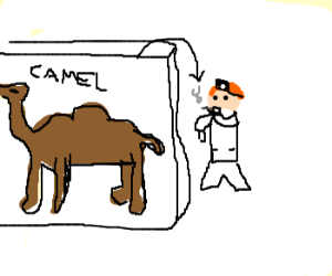 Camel is the dr's preferred cigarette