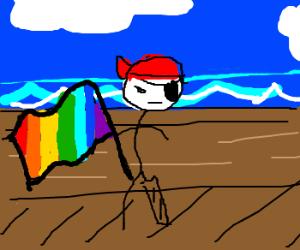 Regular Pirate Fag