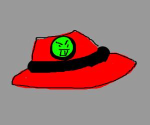 A poisonous hat