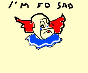 Bozo contemplates suicide