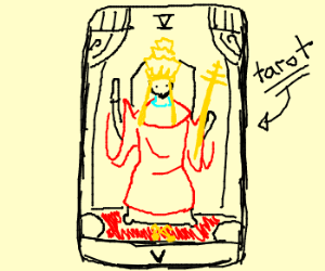 V: The Hierophant