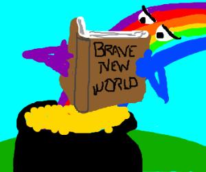 Smart patient rainbow, reading