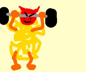 Exorcising Spaghetti Demon