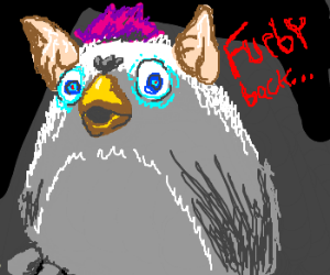 The new furbies are coming!