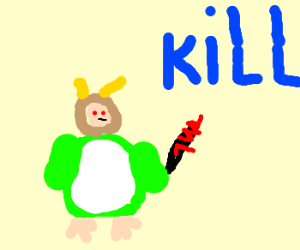 FURBY MUST KILL
