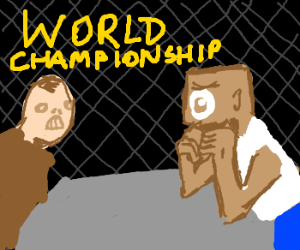 Staring Contest World Championship
