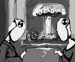 atomic test dummies