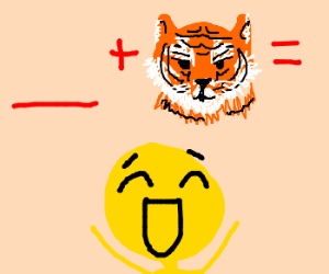 Tigers make everything better.