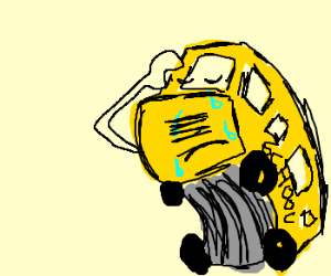 Emotional school bus