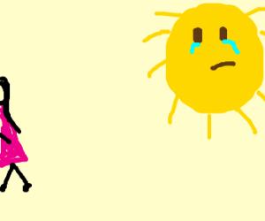 Ain't No Sunshine Clip Art