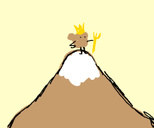 The king of brown mountain