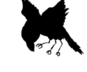 Yatagarasu (Three-legged crow)