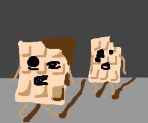 The Waffling Dead