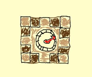 Steampunk cube