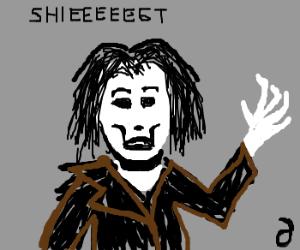 """badass morpheus say:""""shieeeeeet"""""""