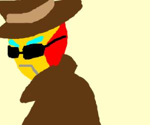 iron man anonymous style