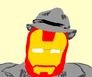 Ironman is Rorschach