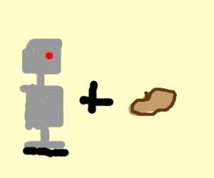 .... robot and potato?