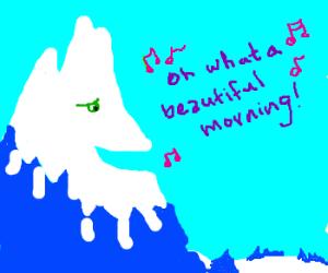 singing mountain