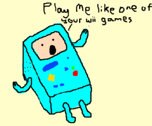 BMO wants you to play video games