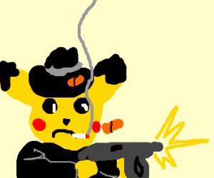 gangster pikachu - photo #36