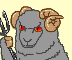 Demonic ram
