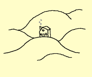Little House by the Hills