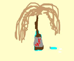 Mentos & Diet Coke Geyser