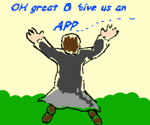 Drawception artists plea for Drawception app