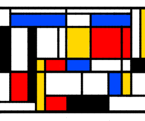 van Doesburg art